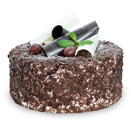 Blackforest Cake 12 Servings EG: Send Cakes to Egypt