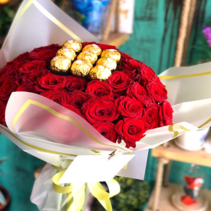 Drown in Love Combo: Valentines Day Gifts to Jordan