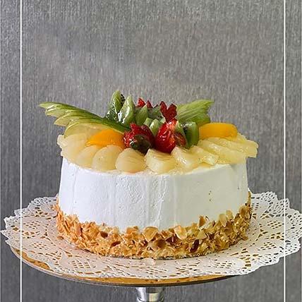Tropical Paradise Fruit Cake: Ramadan Gifts in Jordan