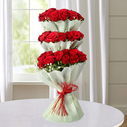 Multi Storied Roses KT: Gifts