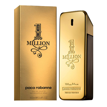 1 Million by Paco Rabanne for Men EDT: Anniversary Perfumes