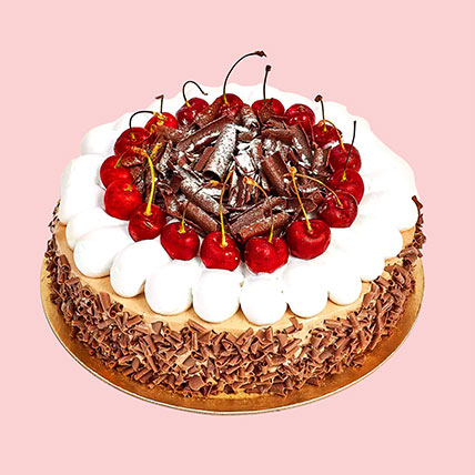 4 Portion Blackforest Cake: Anniversary Cakes for Husband
