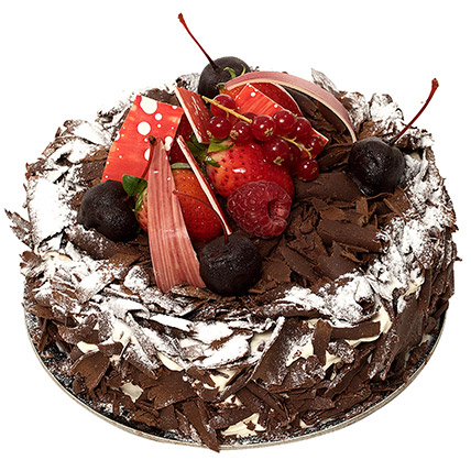 4 Portion Blackforest Cake Mothers Day Gifts Mother Moms Gift