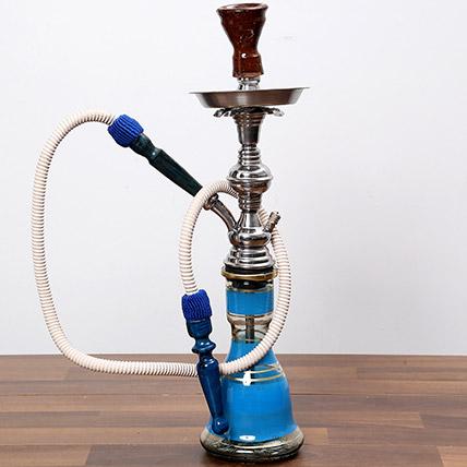 Blue Sheesha: Hookah