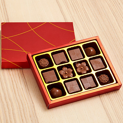 Box Of Assorted Rich Belgian Chocolates: Gifts Under 99