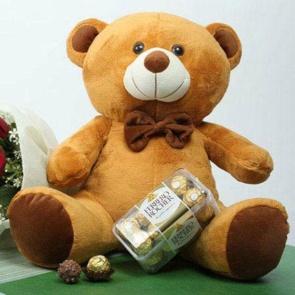 Choco Teddy Love: Birthday Gifts for Kids