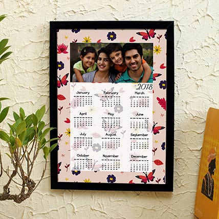 Cool Personalized Calender: Personalised Gifts to Umm Al Quwain