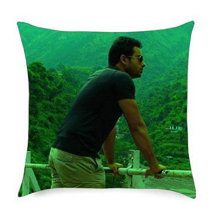 Customize Yourself on a Cushion: Friendship Day Personalised Gifts