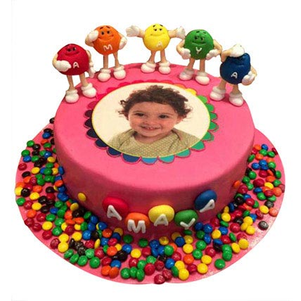 Cute picture Cake: Designer Cakes  Delivery