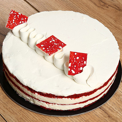 Delight Red Velvet Cake Birthday Cakes