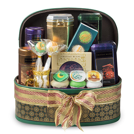 Designer Box of Snacks For Ramadhan: Ramadan Gifts
