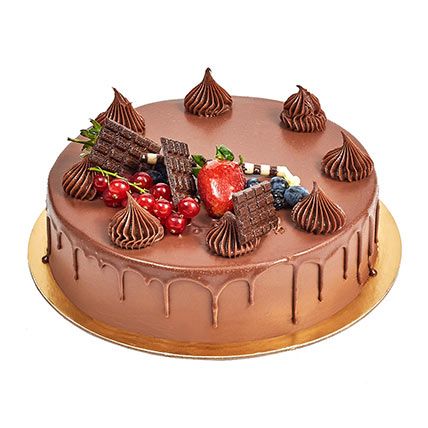 Fudge Cake: Mothers Day Gifts to Sharjah
