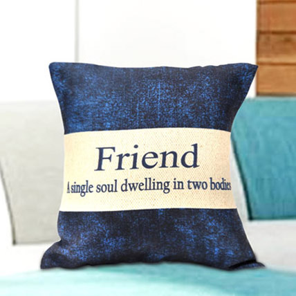 Great Friend Cushion: Gifts for Friend