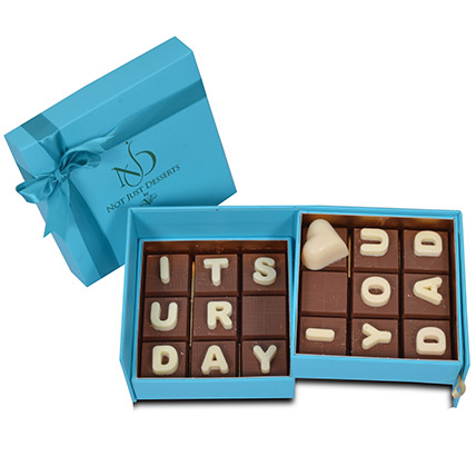 I Love U Dad 18pcs: Father's Day Gifts