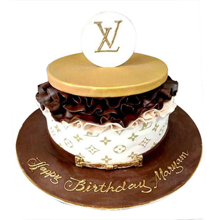 Louis Vuitton Cake: Cakes Delivery in Ras Al Khaimah