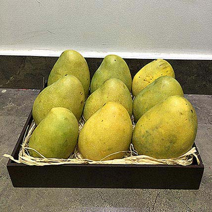 Mango Badami 3kg: Fruit Baskets