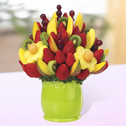 Mango Kiwi Blossom: Edible Arrangements