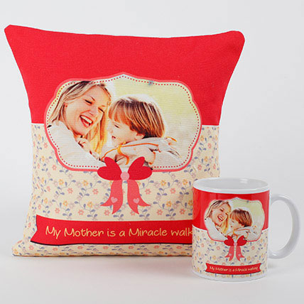 Mom Special Personalized Combo: Mothers Day Personalised Gifts