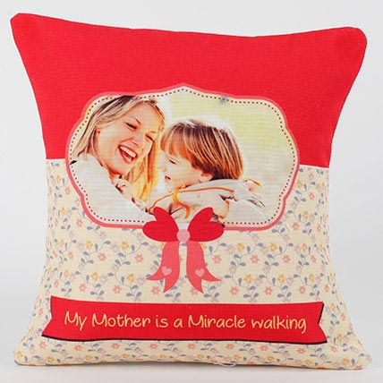 Mom Special Personalized Cushion: Mothers Day Cushions