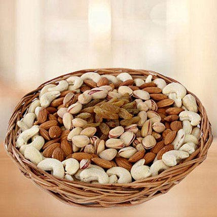 Nutty delights: Dry Fruits