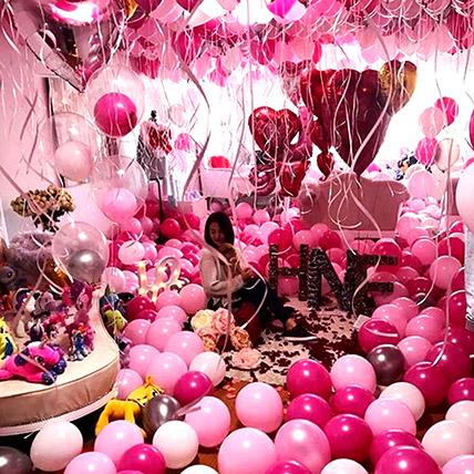 Balloon decoration Online