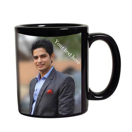 Personalised Photo Mug: Personalised Gifts for Brother