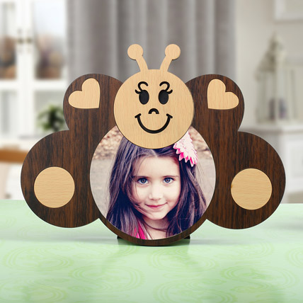 Personalized Butterfly Photo Frame: Personalised Photo Frames