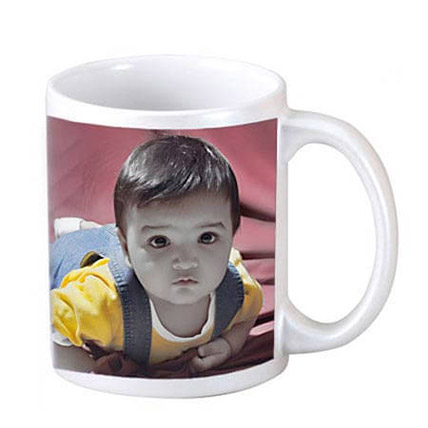 Personalized Photo Mug for Kids: Birthday Gifts for Kids