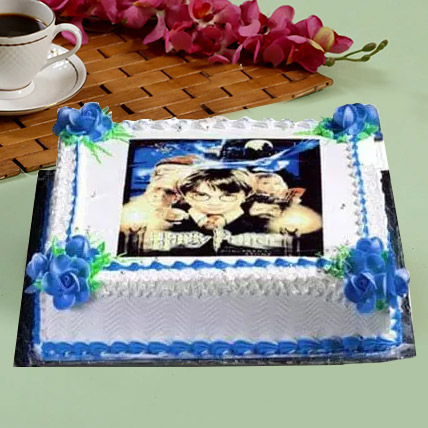 Photo Cake: Cakes for Boys