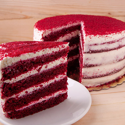 Red Velvet Magnum Cake: Red Velvet Cake