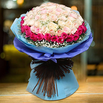 Royal Rose Bouquet: New Born Flowers