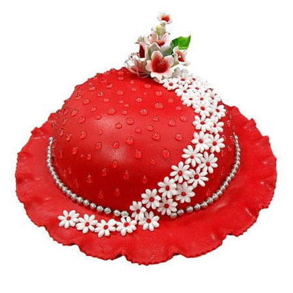 Scarlets Hat: Designer Cakes for Anniversary