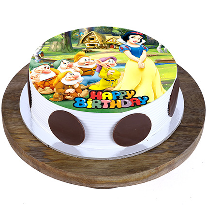 Snow White Cake 1: Birthday Gifts