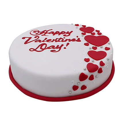 Special 1 Kg Valentines Day Cake: Valentine Day Gifts for Him