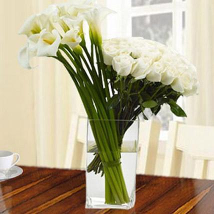 Garden Laughter Bouquet: Sympathy & Funeral Flowers to Dubai
