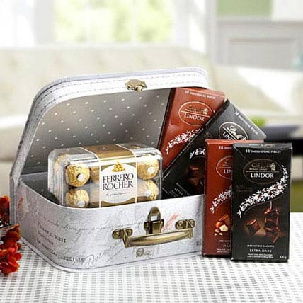 The Chocolaty Box: Thanksgiving Gifts