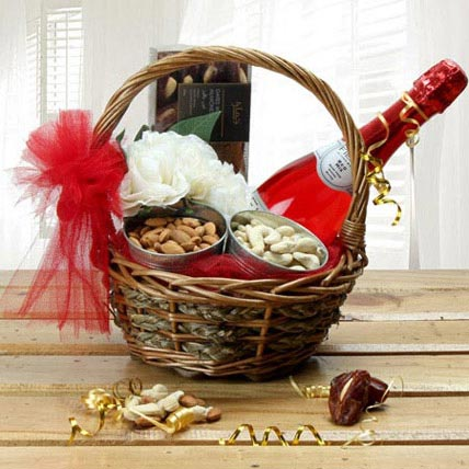 Pure Wishes: Ramadan Dry Fruit Hampers