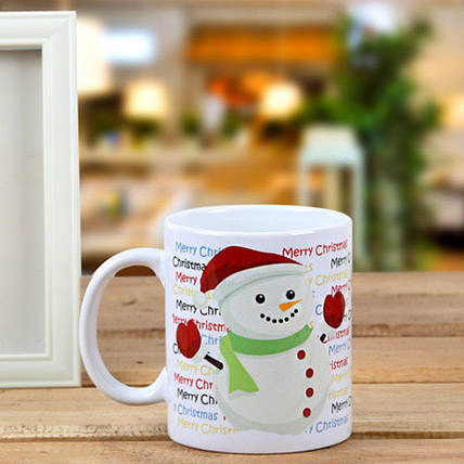 A Cup Of Snow: Personalized Gifts