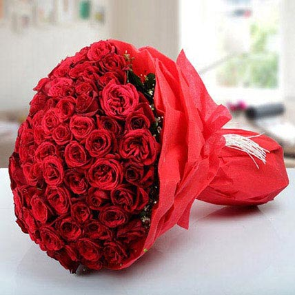 Roses To Express Ur Care: Flower Delivery