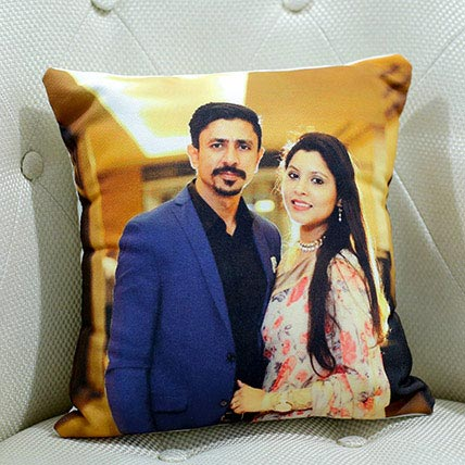 Personalize Photo Cushion: Personalised Gifts for Her