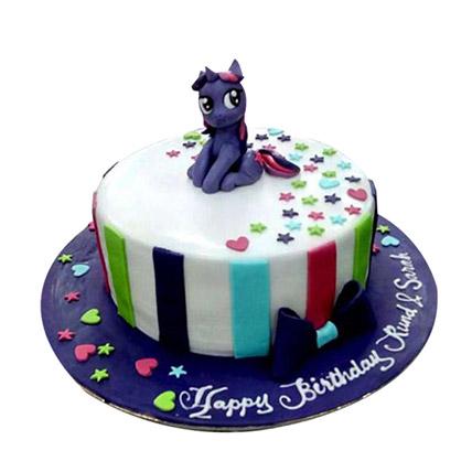 Cute Pony Cake: My Little Pony Cakes
