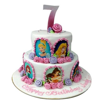 Cinderella Cakes Cinderella Birthday Cake Ferns N Petals