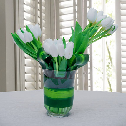 Green Couture: Sympathy & Funeral Flowers to Abu Dhabi