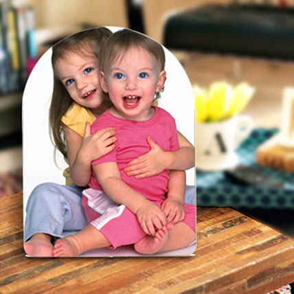 Sweet Love Personalized Photo Frame: Personalised Photo Frames