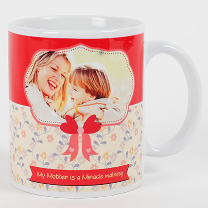 Love For Mom Personalized Mug: Mothers Day Mug