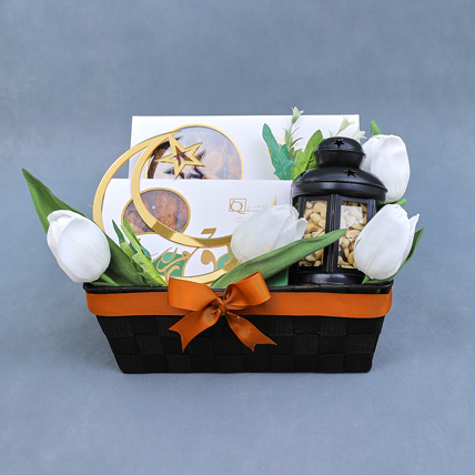 Yummy N Healthy Ramadan Hamper:  Business Gifts
