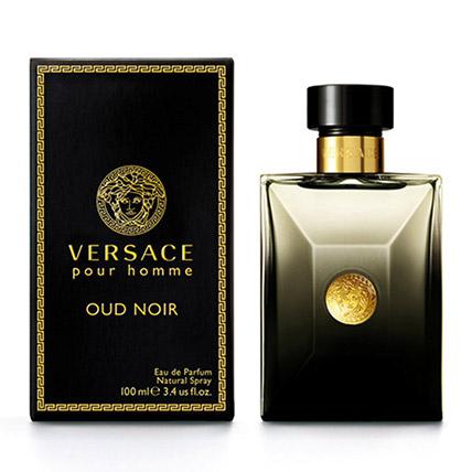 Versace Pour Homme Oud Noir by Versace for Men EDP: Dubai Perfumes