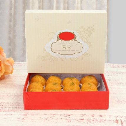 Delicious Motichoor Laddoo: Christmas Sweets In Dubai