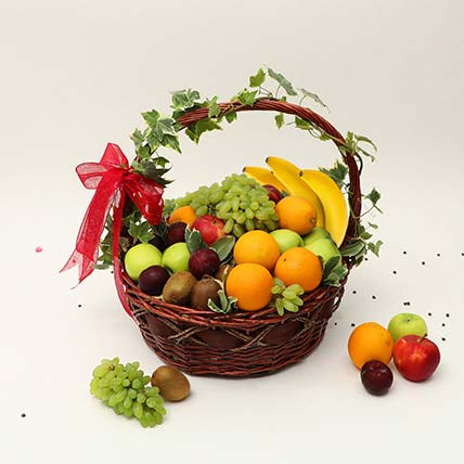 Juicy Fruits Basket: Ramadan Gifts for Her