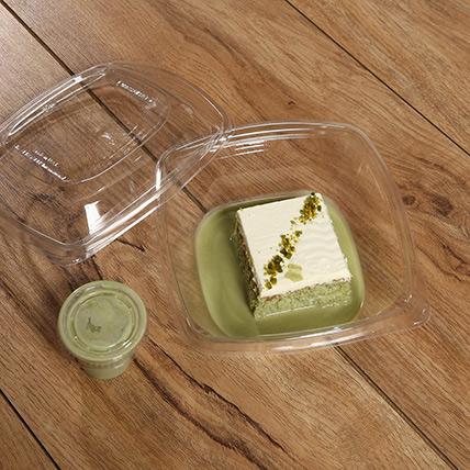 Scrumptious Pistachio Flavor Milk Cake: Milk Cakes